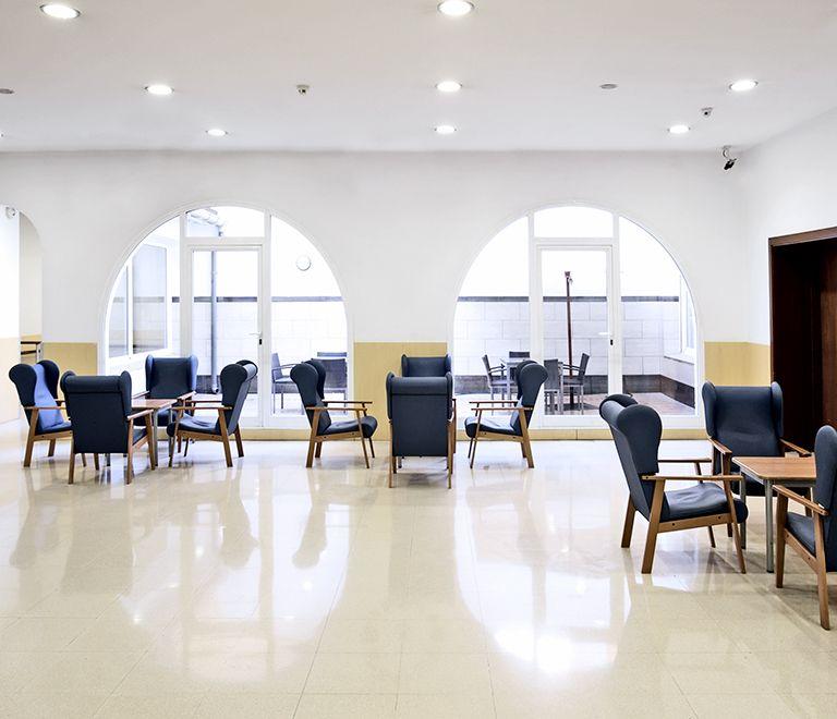 Matacas sala principal