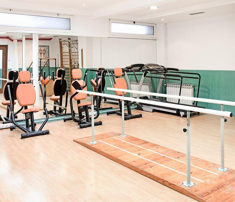 Matacas sala rehabilitacion