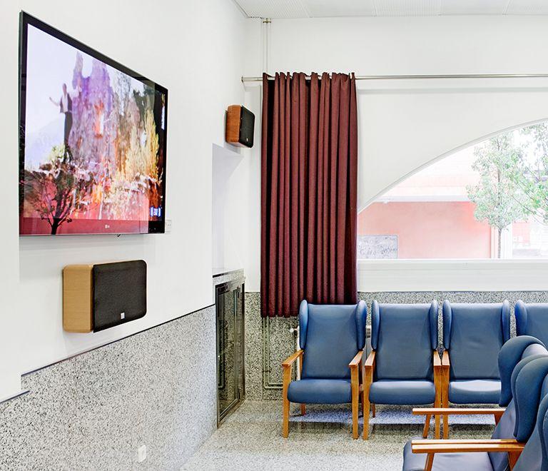 Matacas sala TV