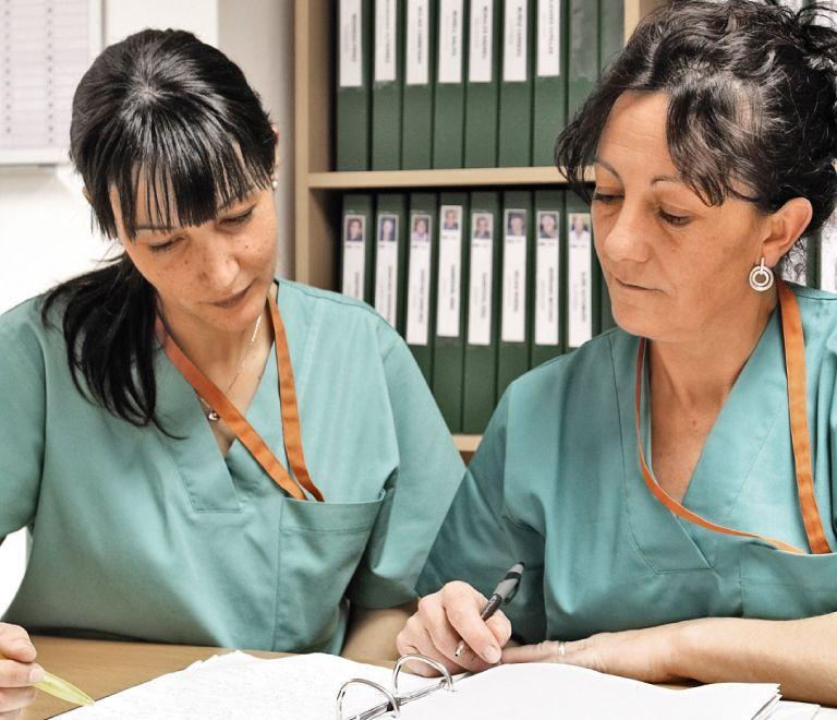 MATACAS servicios enfermería