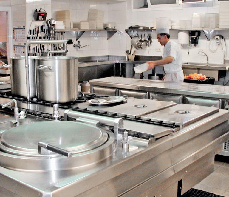 MATACAS servicios cocina