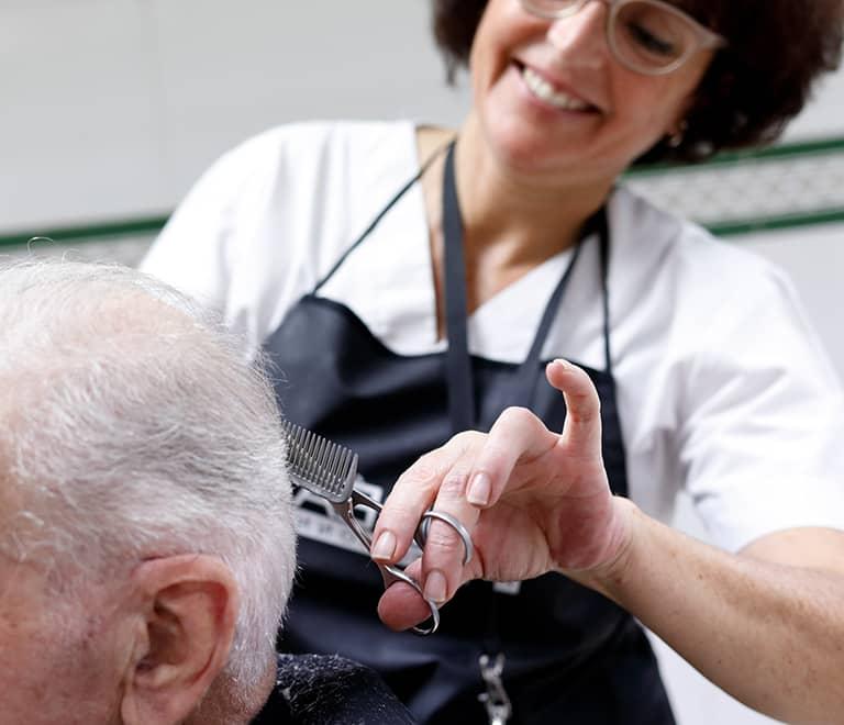 Residencia Matacas servicio de peluqueria