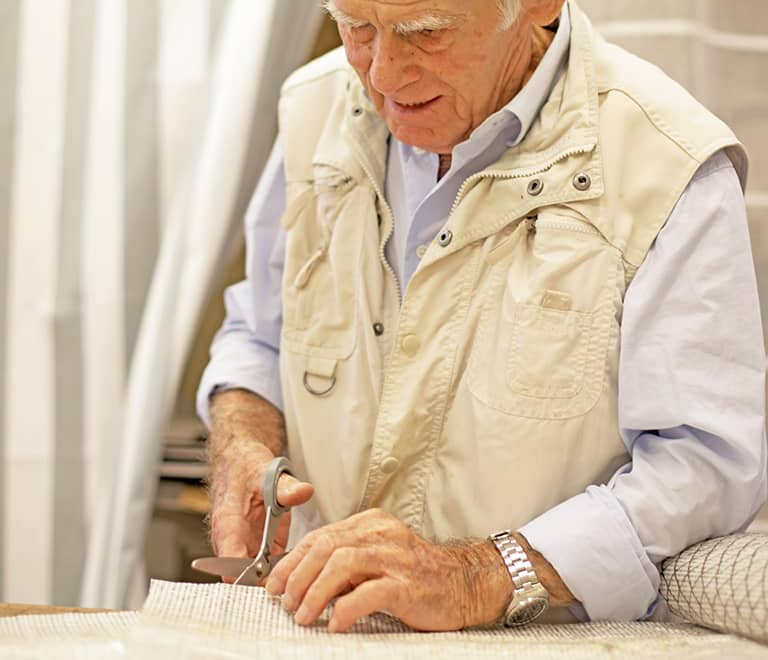 Residencia Matacas taller de costura