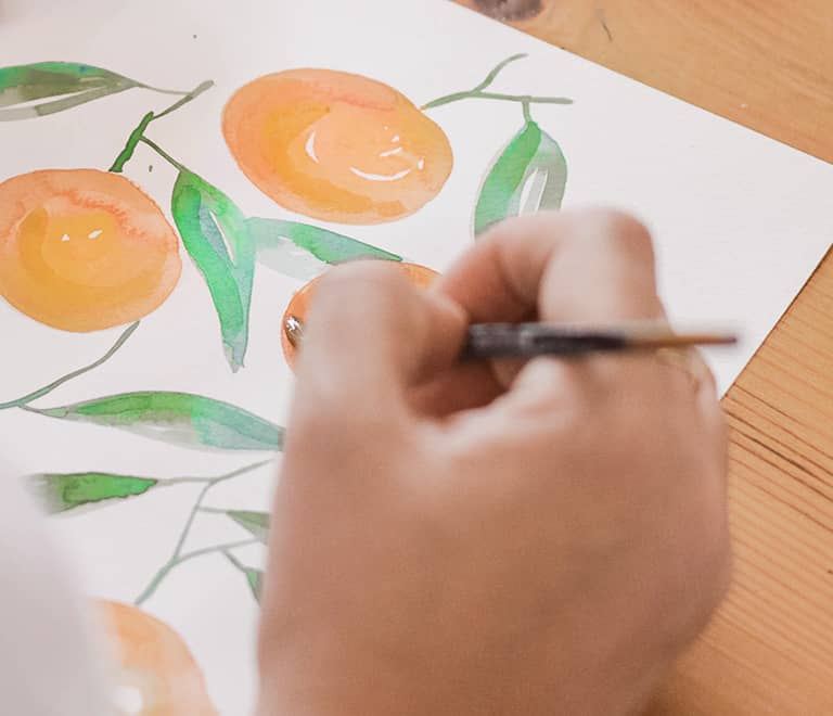 Residencia Matacas taller de dibujo