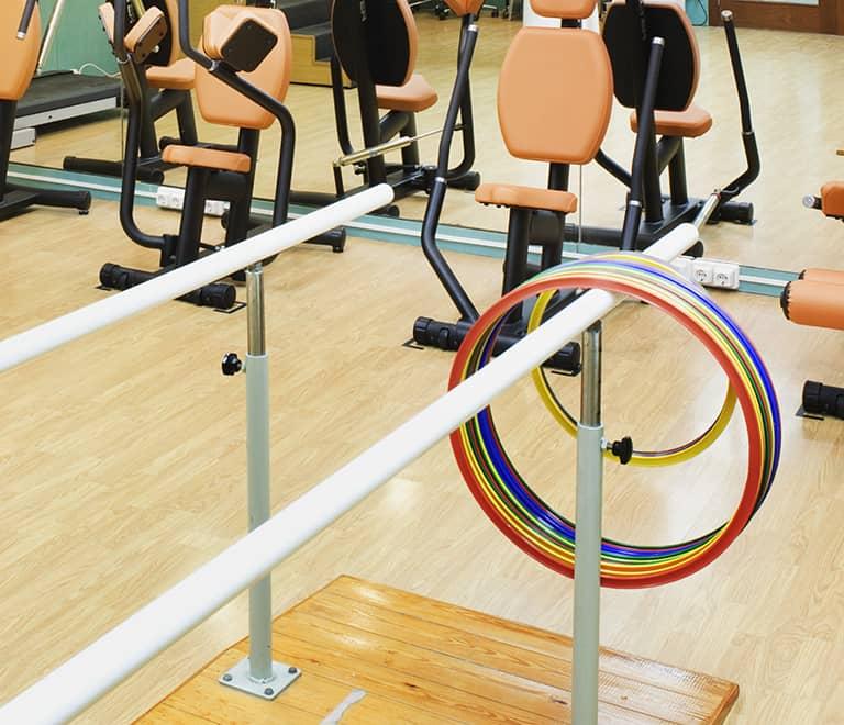 Residencia Matacas taller de gimnasia